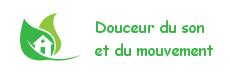 Douceur du son et du mouvement Logo